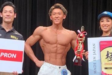 JOTスポーツトレーナー学院卒業生・張廖 祐輝さん