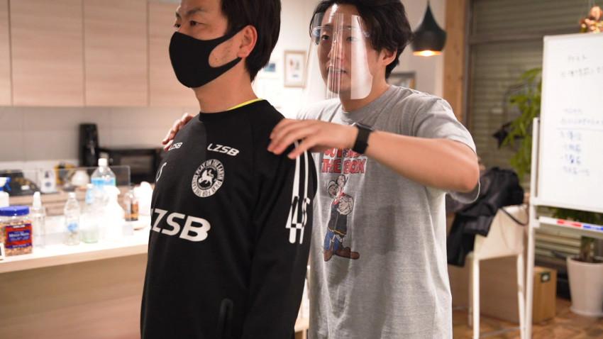 JOTスポーツトレーナー学院講師・寺澤 佑太さん